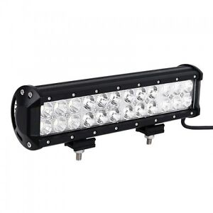 12in 72W led light bar ATV UTV snowmobile offroad