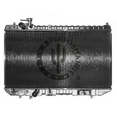 Radiator PERFORMANCE RADIATOR 1114CBR fits 88-92 Daihatsu Charade