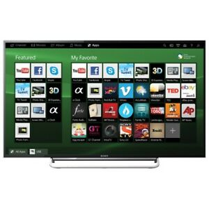 SONY BRAVIA 55'' 3D LED Smart TV