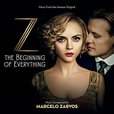 Zarvos Marcelo - Z the Beginning of Everything [CD] for sale  Banbury