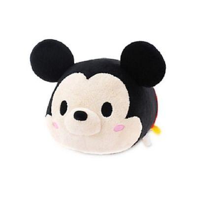 Us Disney Store Original Mickey Mouse Medium 11  Tsum Tsum Plush Nwt