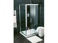 Sliding shower door Atlas 1100