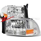 Dodge Dakota Headlight Assembly