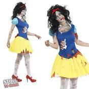 Ladies Fancy Dress Costumes Snow White