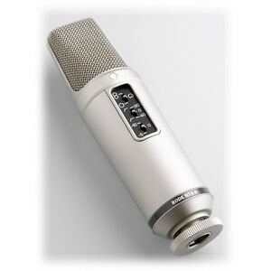 Rode Nt2a microphone (**Price reduced for quick sale**)