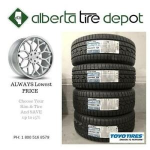 10% SALE LOWEST Price Toyo Tires All Weather 265/50R20 Toyo Celsius Tire Wheels Shipping Available Shop With Confidence