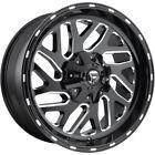 Fierce 8x165.1 Car & Truck Wheel & Tire Packages 18 Rim Diameter