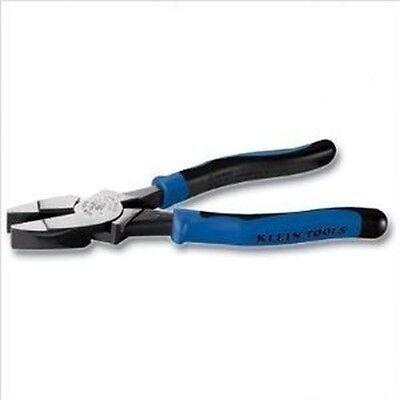New Klein J213-9necr Journeyman Side Cutting Wire Cutter Crimping Pliers Sale