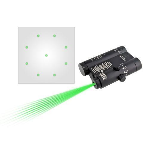 Laserlyte Center Mass Green Laser Sight: Kryptonyte Laser