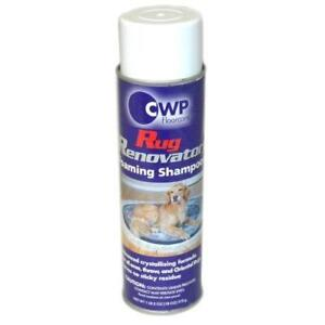 Carpet Daisy Cleaner, 18 Oz Rug Renovator Shampoo