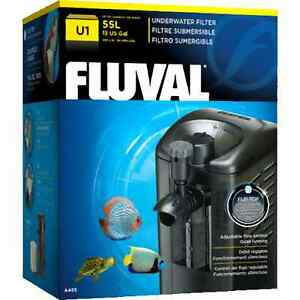 Fluval-U1-Internal-Aquarium-Fish-Tank-Filter-U-1-Hagen-Fish-Tropical-Coldwater