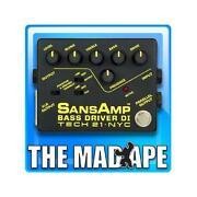 SansAmp Bass Driver