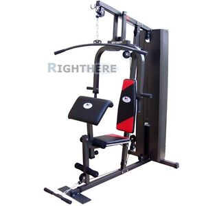 Multi Function Home Gym Station Bench Weight Fitness