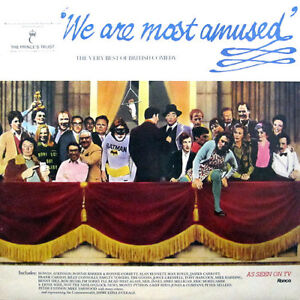 We Are Most Amused: The Best Of British Comedy - Various Artists