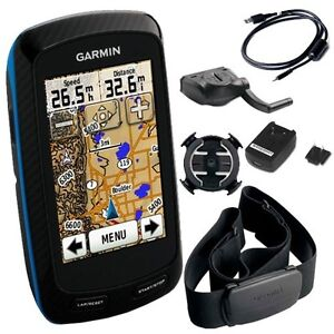 Garmin Edge 800 GPS Cycle Bike Computer Heart Rate + Navigation 010-00899-30