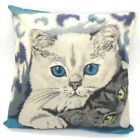 Cat Solid Home Décor Cushion Covers