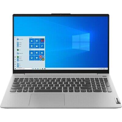 Lenovo IdeaPad 5 15.6 Laptop AMD Ryzen 5 4500U 8GB RAM 512GB SSD Platinum Gray