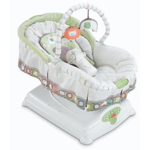 Fisher Price Soothing Motions Glider | eBay