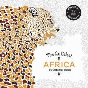 Vive-Le-Color-Africa-Coloring-Book-Color-In-de-Stress-72-Tear-Out-Pages-b