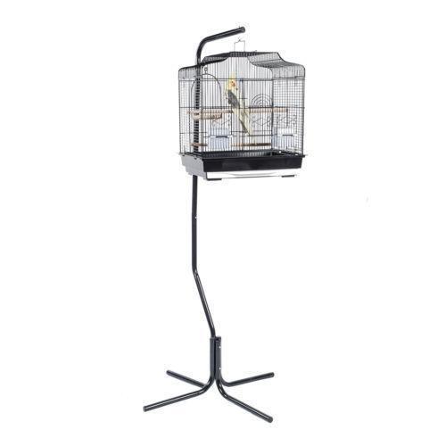 bird cage stand ebay. Black Bedroom Furniture Sets. Home Design Ideas