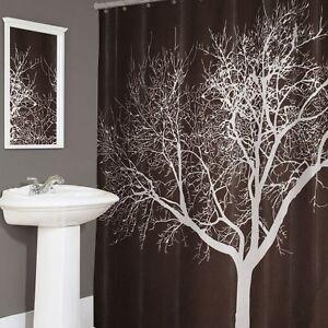 home garden bath shower curtains
