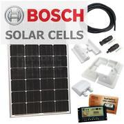 Motorhome Solar Panel Kit