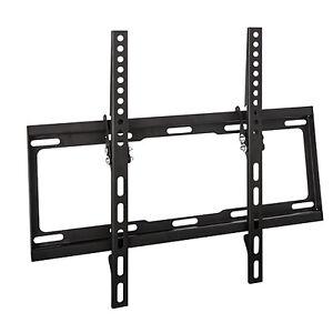 flachbildfernseher halter tv wandhalterungen ebay. Black Bedroom Furniture Sets. Home Design Ideas