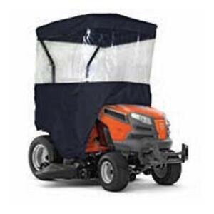 Husqvarna Snow Cab for lawn mowers - Fits most garden tractors