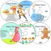 Childrens CD Story Books