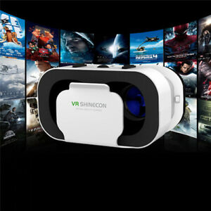 Virtual Reality Glasses Headset 3D VR Glasses NEW in Box