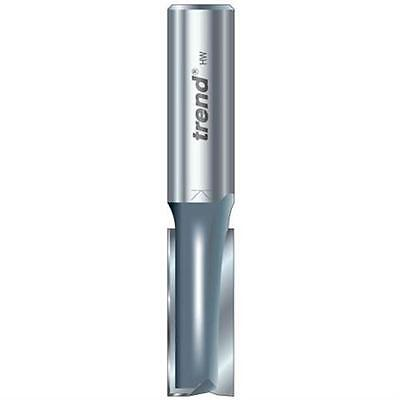 """Trend P3/83D Straight Two Flute Kitchen Worktop 1/2"""" Router Cutter"""