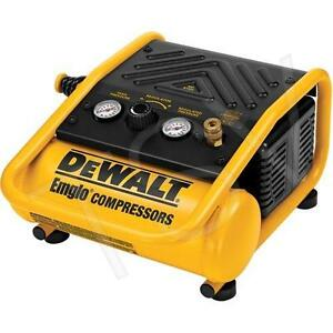 DeWalt 0.3 Continuous HP 1-Gallon Single Tank Hand Carry Compressors