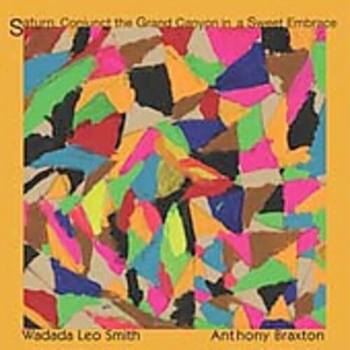 Wadada Leo Smith - Saturn Conjunct the Grand Canyon [New CD]