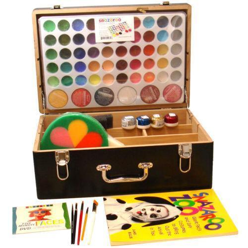 Face painting kit ebay sciox Images