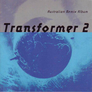"TRANSFORMER 2 ""AUSTRALIAN REMIX ALBUM"" BRAND NEW FACTORY WRAPPED"