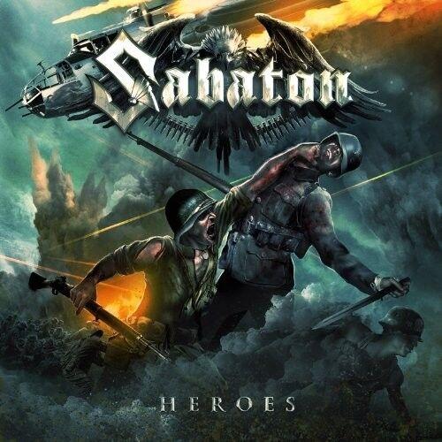 SABATON - HEROES  VINYL LP NEU