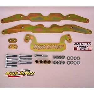 """Yamaha Grizzly 700 2"""" Signature Series Lift Kit By High Lifter"""