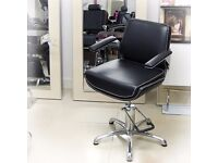 New and Boxed Emilia Styling Chair - Compact space saving Salon Chair