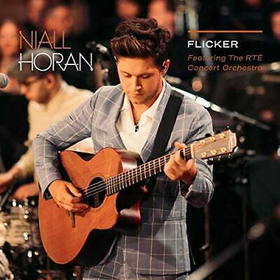 HORAN,NIALL-FLICKER (LIVE): FEATURING RTE CONCERT ORCHESTRA (UK IMPORT) CD NEW ()