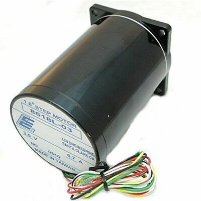 Nema34 Single Shaft 6.7a500oz-in Stepper Motor