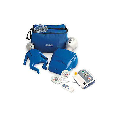 Cpr Prompt Adultchild And Infant Training Manikin Wnl Aed Practi-trainer
