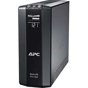 APC BR1000G Back-UPS XS LCD 1000VA UPS Battery Backup