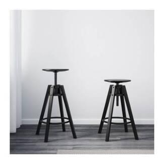 IKEA Dalfred Barstool x 2