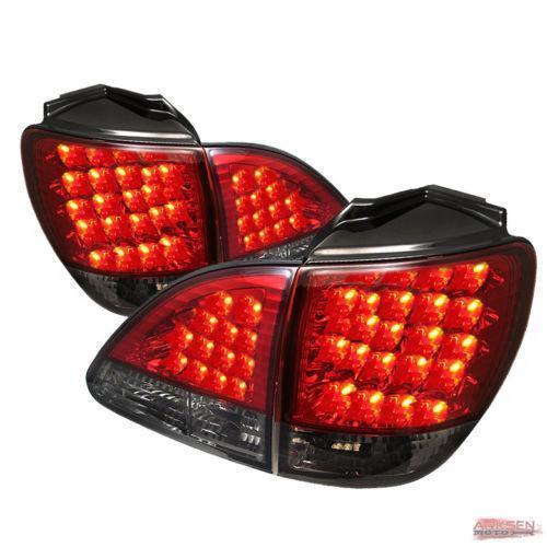 lexus rx300 led tail lights ebay. Black Bedroom Furniture Sets. Home Design Ideas