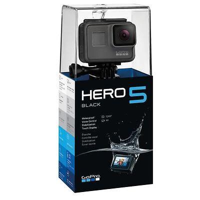 GoPro HERO5 5 Camcorder - Black 4K (Latest Model)