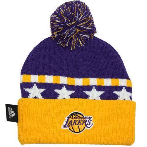 Lakers Beanie  Basketball-NBA  451151738e46