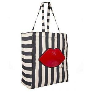Lulu Guinness Red Bag