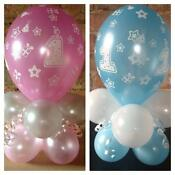 Birthday Helium Balloon Kit