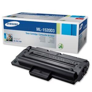Samsung cartridge ml-1520d3