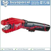 Milwaukee Pipe Cutter